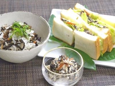 アレンジ自由自在!常備菜「ひじきの煮物」活用レシピ