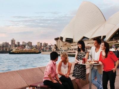 グローバルかつ高い教育水準、快適な生活環境を誇るオーストラリアは、世界中の留学生を歓迎しています(C)TourismAustralia