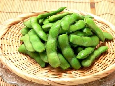 枝豆の茹で方・コツレシピ!簡単ひと手間でお店の味に