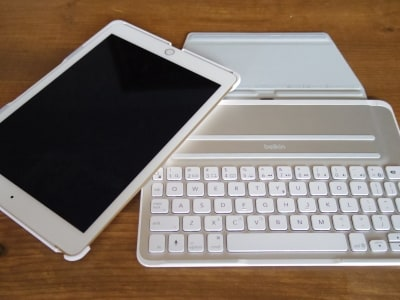 Belkin QODE iPad Air2対応Ultimate Proキーボードケース