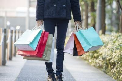 日本でのショッピング体験は、おもにアジア圏の方に楽しんでいただきましょう