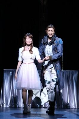 『ロミオ&ジュリエット』撮影:田中亜紀