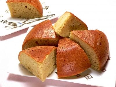 炊飯器で簡単!「混ぜたらピッ」のヨーグルトケーキ