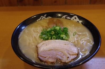 【千葉】山水地鶏そば(中華蕎麦とみ田)