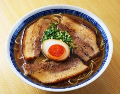 【東海】純系名古屋コーチン麺undefined~炙り焼豚スペシャル~(中京麺人会)