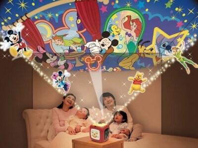 天井を覆う直径3.8mの投影で夢の世界へ