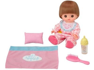 はじめてのお人形にもぴったりの充実したセット