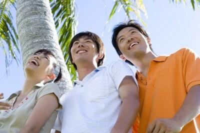 休日のゴルフはほとんどが仕事関係。たまに、メンバーがつれてきた女性の知人と出会うこともある程度。