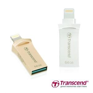 かさばる写真や動画はUSBメモリーに保存して、iPhoneの容量を節約できます。