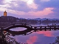 杭州西湖の文化的景観の西湖
