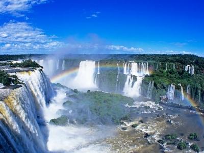 イグアスの滝のハイライト、悪魔の喉笛