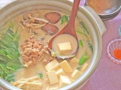 豆乳鍋を分離させない方法! 人気レシピ・作り方