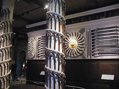 ホワイト・タワー博物館