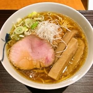 みつヰ醤油(細麺)