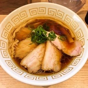 中村麺三郎商店チャーシュー醤油らぁ麺
