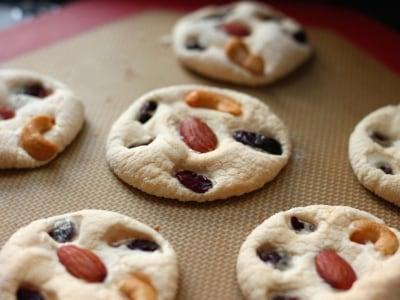 マシュマロクッキーの作り方!材料2つだけ、究極の簡単お菓子レシピ