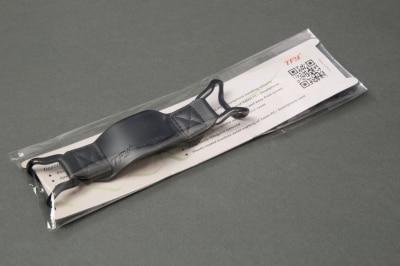 「TFY安全ハンドストラップ本革レザーベルトホルダー」(TFY)の価格は1350円(税込)。