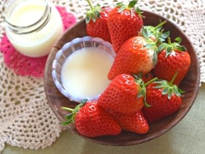 いちごと相性抜群!練乳(コンデンスミルク)の作り方