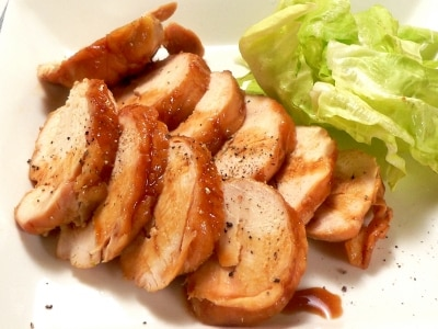 鶏チャーシューの作り方!胸肉でもふっくらコツいらずレシピ