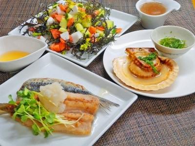 煎り酒の使い方・レシピ…ドレッシングや魚のソテー
