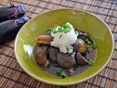 なすの煮浸しのレシピ!茄子を揚げないシンプルな作り方を紹介