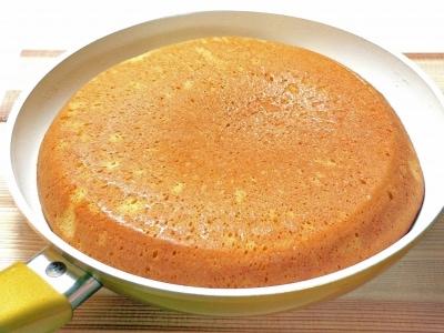 フライパンカステラの作り方!ホットケーキミックスを使う簡単レシピ