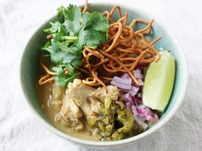カオソーイの簡単レシピ!美味しいタイ料理の作り方