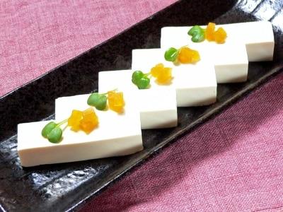 豆腐の塩漬け、豆腐チーズもどきの作り方