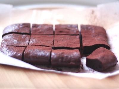 生チョコブラウニーの人気レシピ!簡単しっとりお菓子の作り方