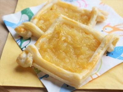 パイナップルパイの作り方!パイシートと缶詰で簡単に
