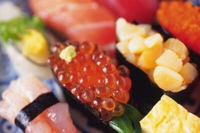 お寿司に「がり。」はダイエットパートナー