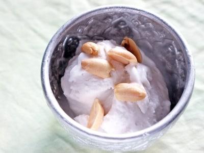 屋台の味!タイのココナッツアイスレシピ