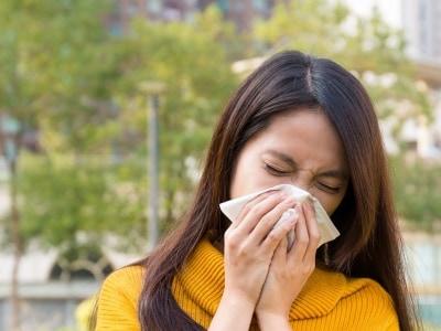 春先は花粉症や空気の感想で肌がゆらぐ