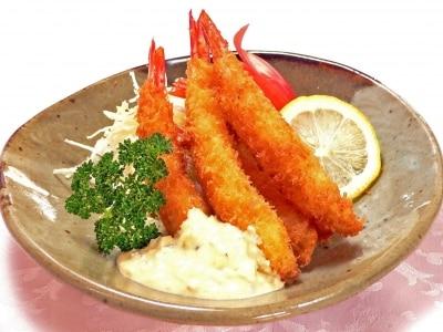 エビフライをまっすぐ揚げる方法!美味しいえび料理レシピ