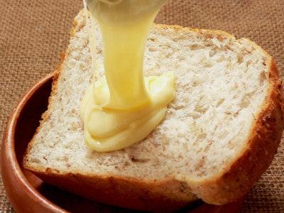 簡単アニメ飯 ハイジのチーズパン