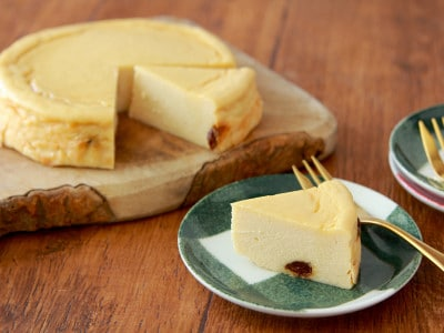 混ぜて焼くだけ!糖質オフな豆腐チーズケーキの作り方