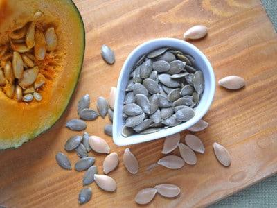 かぼちゃの種からパンプキンシードを手作りしよう!