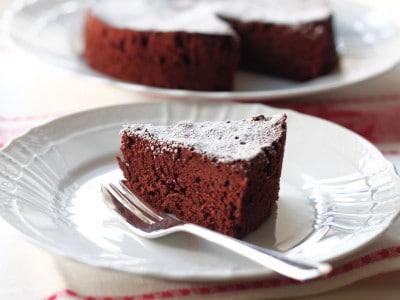レンジで作るガトーショコラのレシピー加熱時間は5分で簡単!