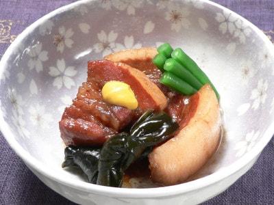 豚の角煮を焼酎で作る簡単レシピ!柔らかくて美味しい肉料理の作り方