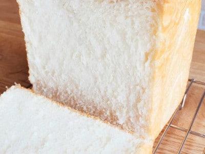 「おうち乃が美」の生食パンを炊飯器で再現!