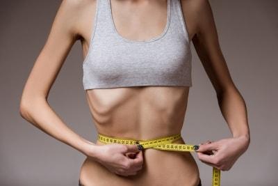 健康体重よりももっと痩せたい!