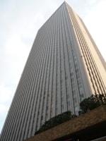 『サンシャイン60』。60階の展望台は360度見渡すことが出来るパノラマが自慢