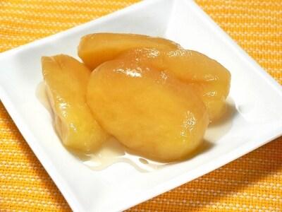 電子レンジで作るりんごのコンポート! 簡単お菓子レシピ