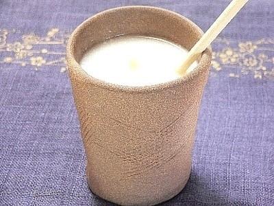 酒粕甘酒のレシピ・作り方…2ステップで簡単!