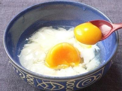 冷凍卵から作る温泉卵のレシピ!美味しい卵料理の作り方