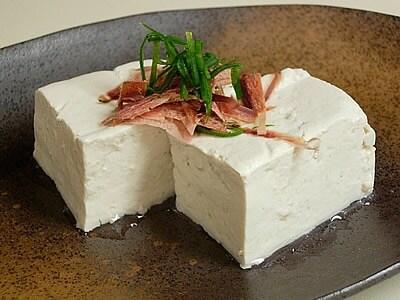 絶品!手づくり豆腐
