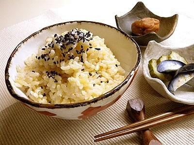 玄米ご飯を圧力鍋で作る!おすすめの炊き方レシピ
