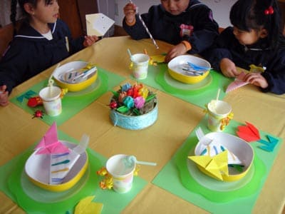 ハート 折り紙 : 折り紙 テーブル : allabout.co.jp