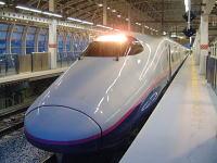 東北新幹線「はやて」