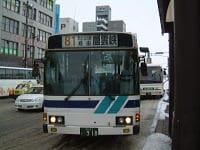 旭川・上川と層雲峡を結ぶ道北バス